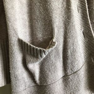 Old Navy Sweaters - XXL Beige Super-Soft Old Navy Boyfriend Cardigan